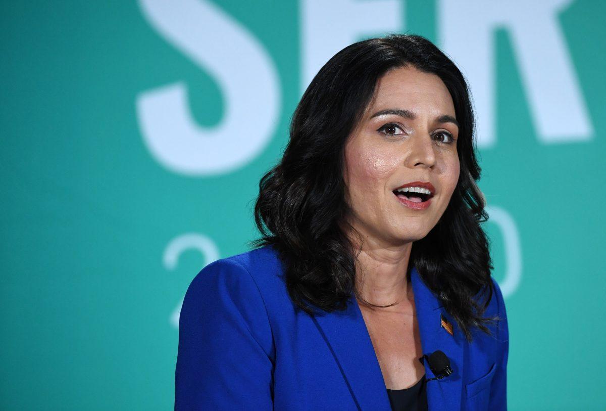 democratic presidential candidate 2020 tulsi gabbard