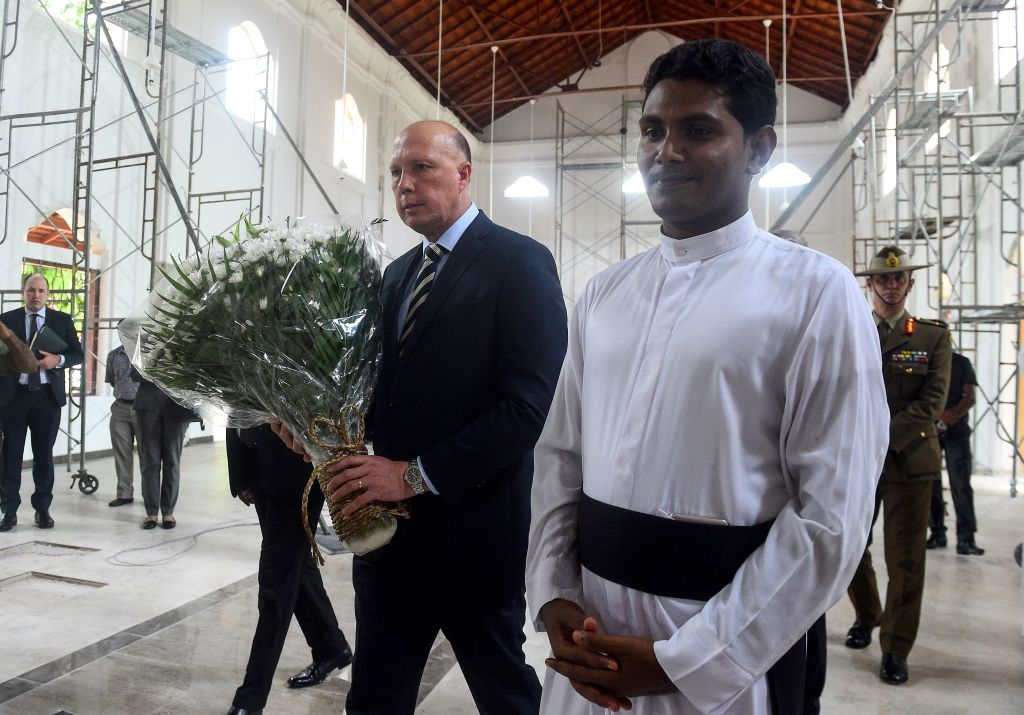 Dutton resists pressure over Sri Lankan Tamil family deportation