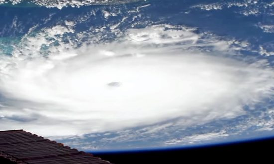 NASA Video Shows Monster Hurricane Dorian As Seen From Space