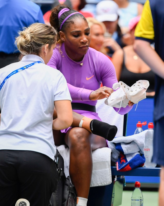 Serena avoids major upset against 17-year-old