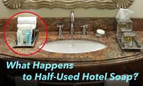 This Is What Happens to Half-used Soap After You Check Out From Hotel Rooms