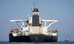 Amidst Rising Tensions Iran Seizes UAE-Bound Ship for Alleged Diesel Smuggling in Persian Gulf