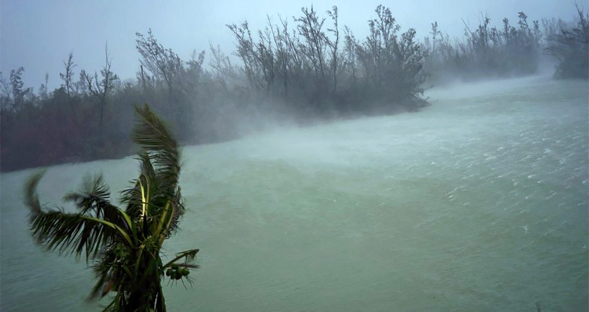 Hurricane Dorian Freeport Bahamas