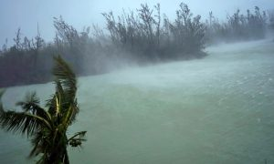 Bahamas Minister's Uncanny Home Video Shows Mighty Power of Hurricane Dorian