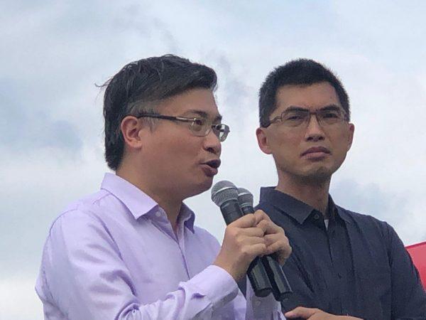hong kong rally