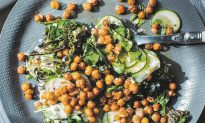 The Deconstructed Falafel Salad