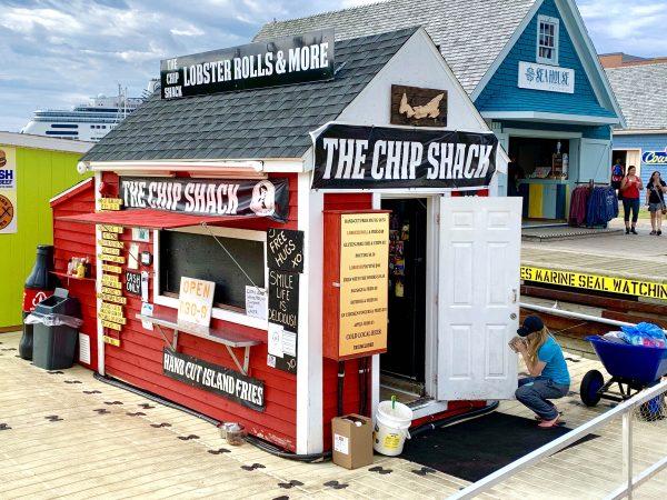 Chip Shack Charlottetown