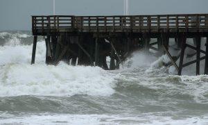 Hurricane Dorian Buzzes Florida 90 Miles From Daytona As Forecast Holds Steady