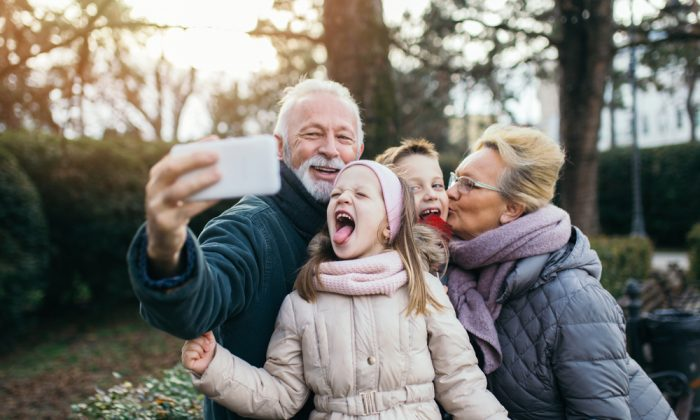 We must make the effort to create memories. We can email and call. We can plan annual get-togethers.  (Shutterstock)