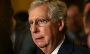 McConnell Responds to Schumer Impeachment Demands, Says He Won't Pursue 'Fishing Expedition'