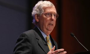 Mitch McConnell: Senate Would Have 'No Choice' but to Hold Trial to Impeach Trump
