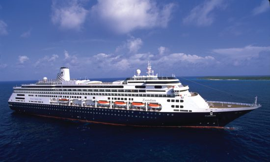 Holland America Announces Layoffs, Furloughs for All Staff