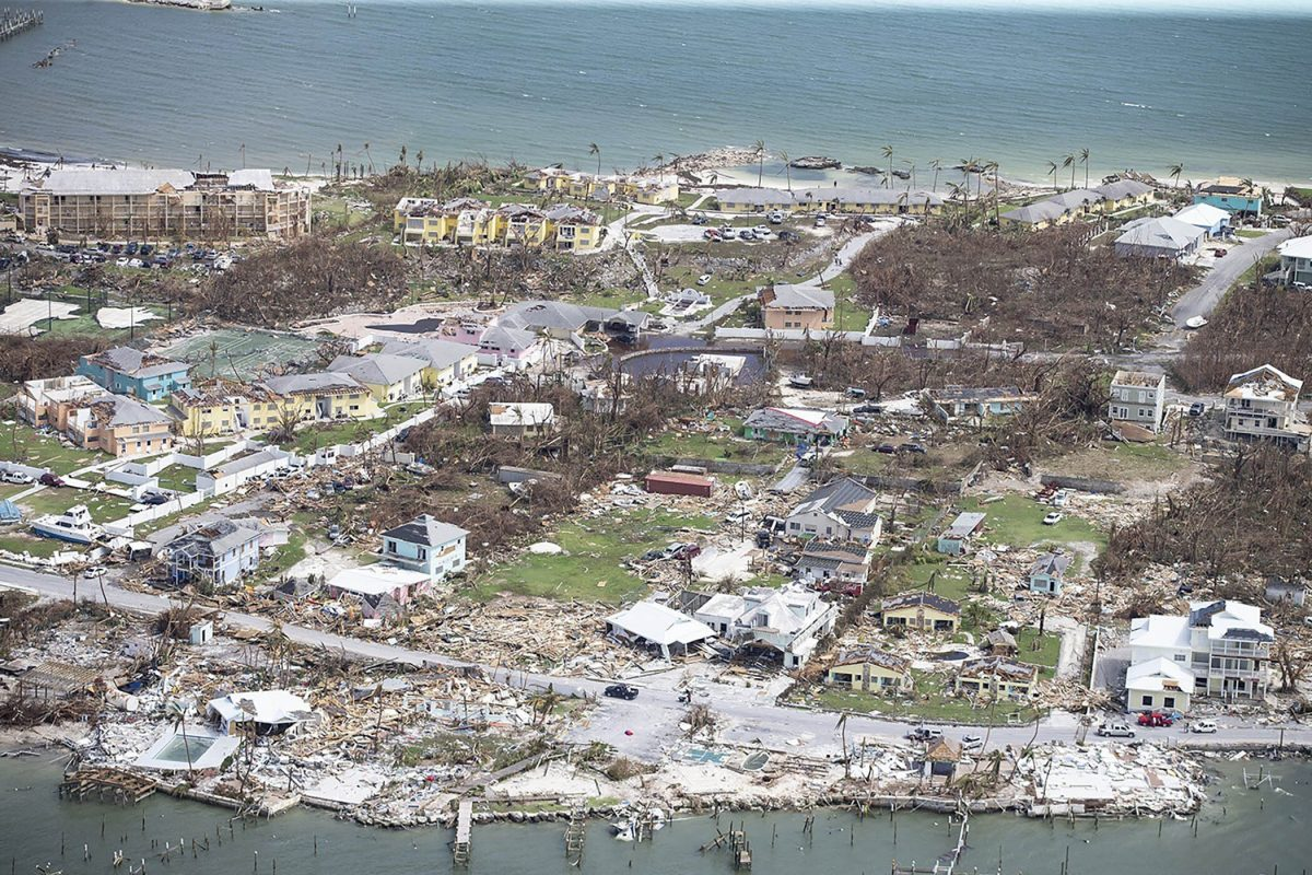 1,300 still missing in hurricane-hit Bahamas