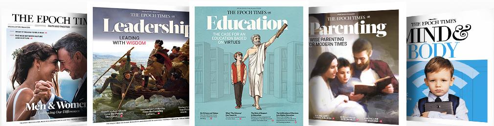 Epoch Times Premium Magazines