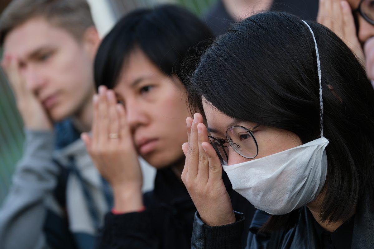 Beijing Unusually Quiet On Hong Kong Bill Withdrawal
