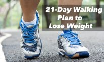 This '21-Day Walking Plan' Can Help You Lose Weight and De-Stress