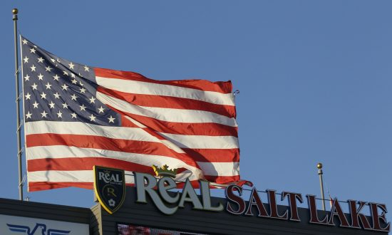 Soccer Fans Told to Take Down Betsy Ross Flag at Major League Stadium