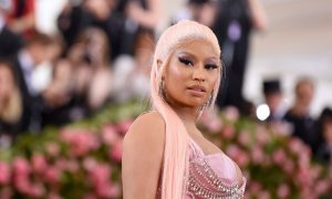 Nicki Minaj Says She Didn't Attend This Year's Met Gala Because of Vaccine Requirement
