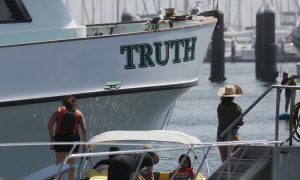 California Diving Boat Owners Move to Ward Off Lawsuits After Fire