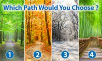 Psychology Test: The Path You Choose Can Reveal Your True Personality