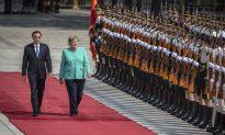 Germany's Merkel Says Hong Kong's Rights Should Be Protected