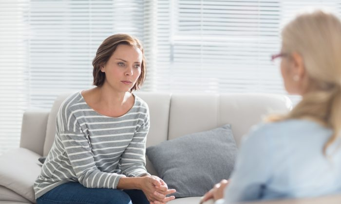 Therapy can provide essential techniques in dealing with the mental burden that comes with cancer. (wavebreakmedia/Shutterstock)