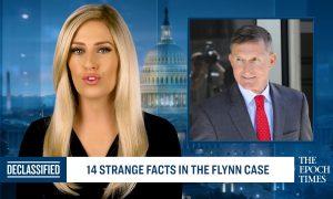 14 Strange Facts in the Flynn Case