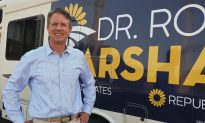 Western Kansas Congressman Roger Marshall Launches Senate Bid