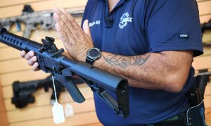 Texas Man Is First to Be Charged Under Bump Stock Ban