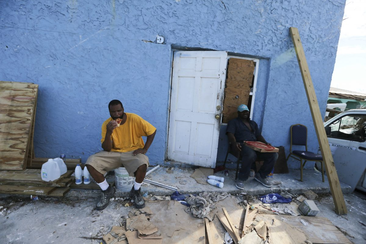Officials: 2,500 Missing People in Bahamas After Hurricane Dorian