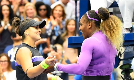 Bianca Andreescu's Historic Win Celebrated in Canada