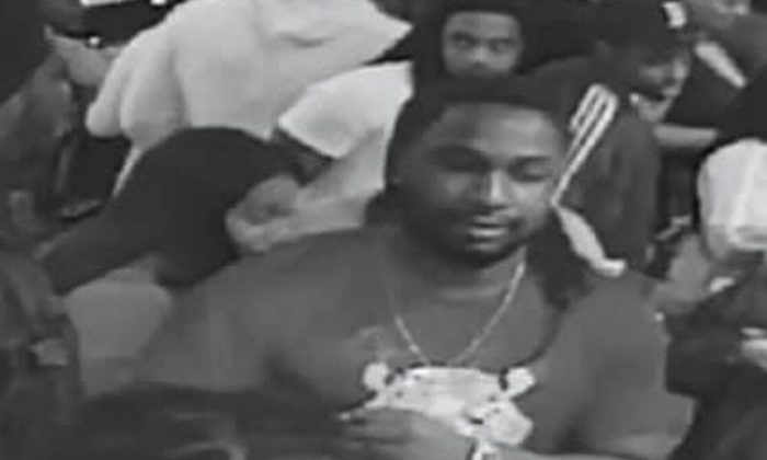 Police have released a still from surveillance video showing a suspect in a vicious bowling ball attack in the Chicago area, on Sept. 4, 2019. (Cicero Police Department)