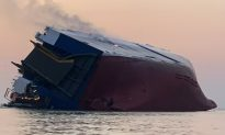 Coast Guard Makes Contact With Capsized Cargo Ship Off Georgia: Officials