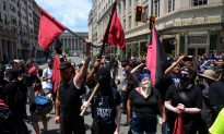 UN Shares Antifa Flag on Social Media Account, Condemns US Labeling of Group