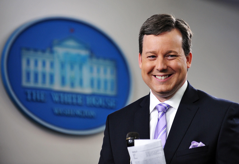 Fox White House correspondent Ed Henry p
