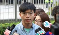 Hong Kong Activist Joshua Wong Arrives in Germany After Initially Being Barred from Leaving Hong Kong