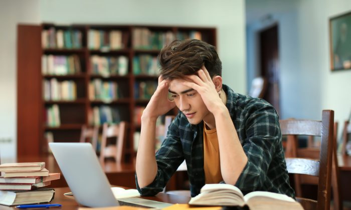 The study practices that college students use most commonly—highlighting or underlining notes, reading material over and over, and summarizing class content—are the least effective. (Shutterstock)
