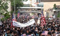 Hong Kong Government Claims Protesters' Demand for Updated US-Hong Kong Policy Amounts to Foreign Interference