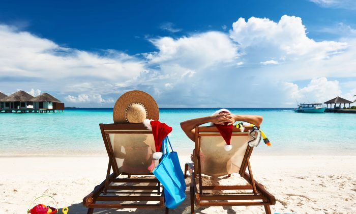 Vacations don't just help you destress, they may save you from one of the leading causes of disease. (haveseen/Shutterstock)