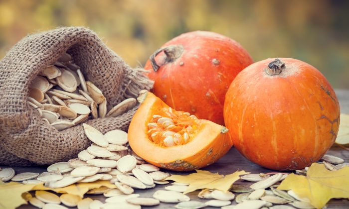 Mounting research has uncovered a trove of disease fighting powers within the humble pumpkin seed. (Chamille White/Shutterstock)