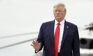 Trump Suggests He Won't Debate Republican Challengers