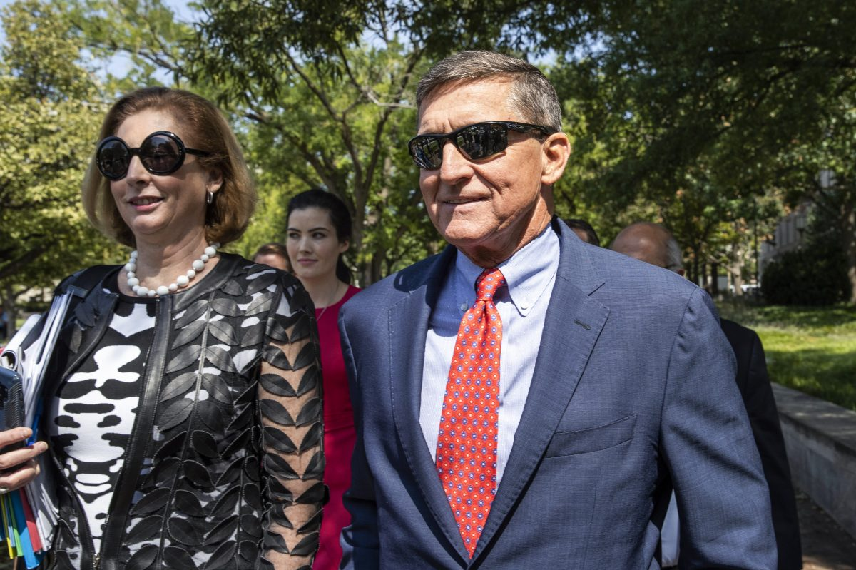 Flynn's Lawyer Tells Judge She Wants Him off Case, in Snappy Exchange