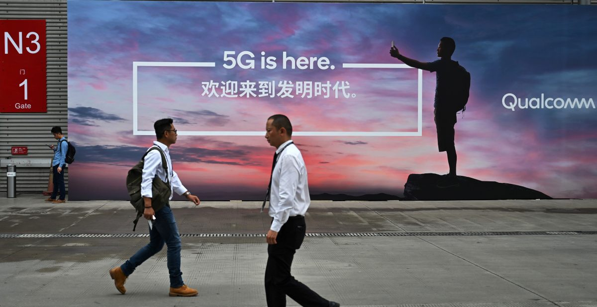 China's Great Leap Ahead of US on 5G Poses Grave National Security Worries, Think Tank Says