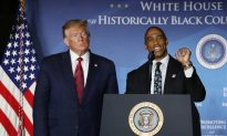 Black Christian Group Commends Trump as He Leaves Office