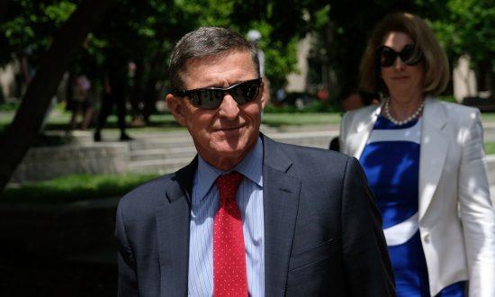 DOJ Urges Judge, Again, to Dismiss Flynn Case