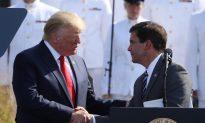 Trump Awards Presidential Citizens Medal To 9/11 Victim and Vietnam Vet Rick Rescorla
