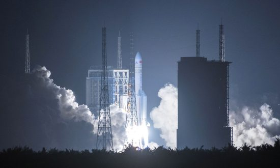China Seeks to Displace US as Leading Space Power: Report