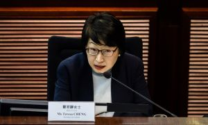 Hong Kong Justice Secretary Confirms Government Is Evaluating Using Emergency Law