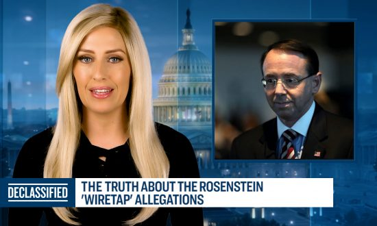 The Truth About the Rosenstein 'Wiretap' Allegation