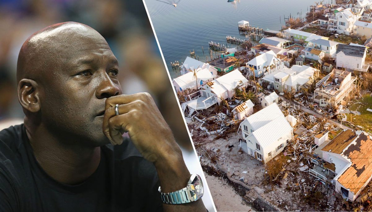 Michael Jordan pledges $1 million to Hurricane Dorian relief efforts in the Bahamas